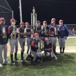 DuPage River Pony Tournament Champions Crest Hill Sports Huddle